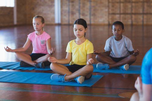 """Progetto """"Yoga per Tutti"""" Scuole"""