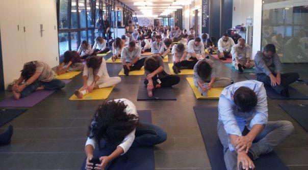 """Progetto """"Yoga per Tutti"""" Aziende"""