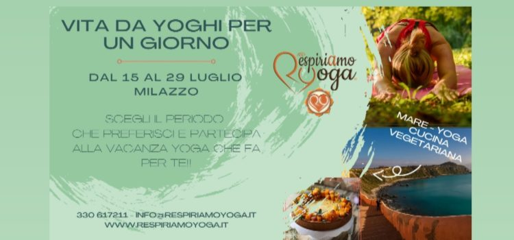 Yoga Retreat Sicilia 2020